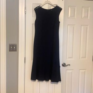 Deep navy ANN TAYLOR dress